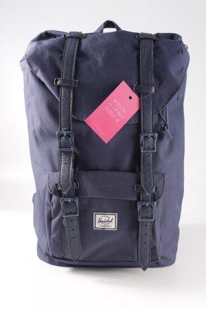 Herschel Zaino laptop blu stile casual