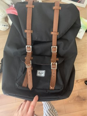 Herschel School Backpack black-brown