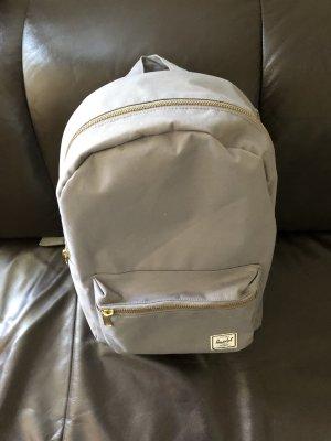 Herschel Sac à dos pour ordinateur portable gris clair