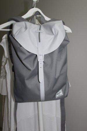 Herschel Sac à dos gris clair-gris fibre textile