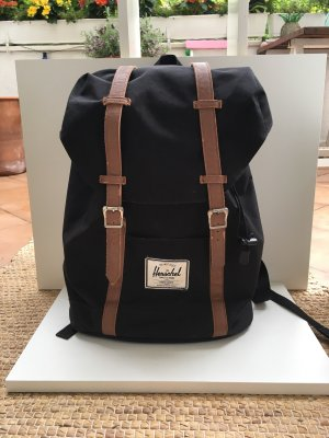 Herschel Laptop Backpack black-brown