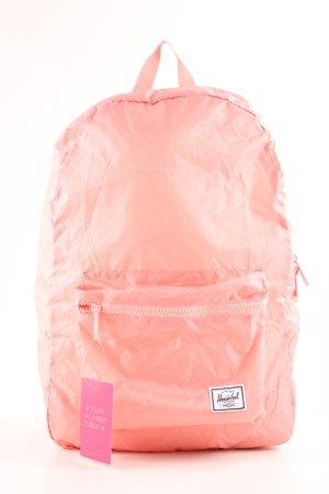 Herschel Sac à dos collège rose style décontracté