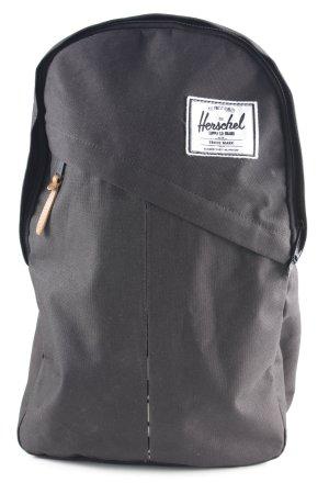 Herschel Schulrucksack schwarz-weiß Casual-Look