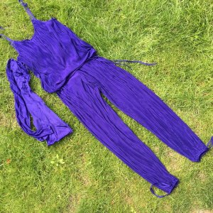 HERSHELLE Jumpsuit One Size