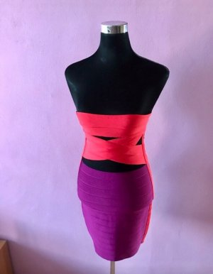 Herve Leger Kleid Gr. S Bodycon Bandeau