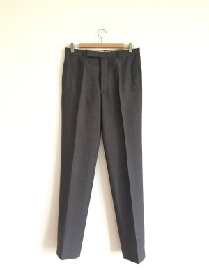 Brooks Brothers Pantalon grijs Wol