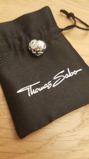 Thomas Sabo Cadena de plata color plata
