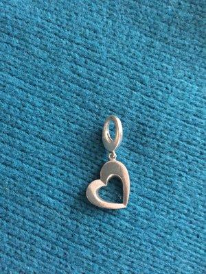 Herz Charm von Jette Joop in Silber