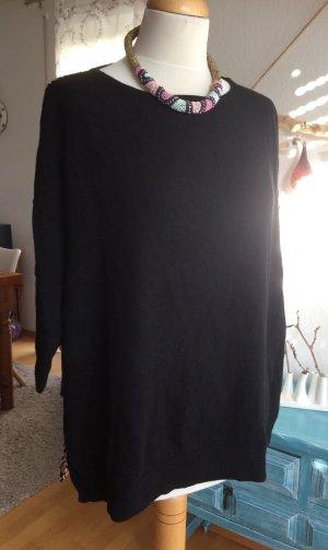 Herzens Angelegenheit Pullover schwarz Größe 38