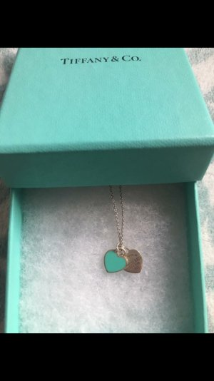 Tiffany&Co Necklace turquoise real silver