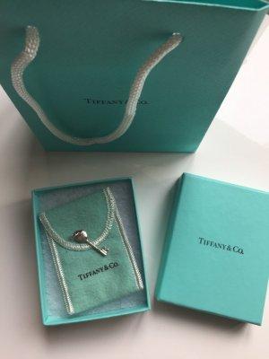 Herzschlüssel mit Diamant von Tiffany & Co.