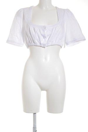 Hess Frackmann Traditional Blouse white elegant