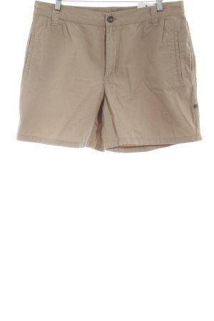 Hess Natur High-Waist-Shorts nude Casual-Look