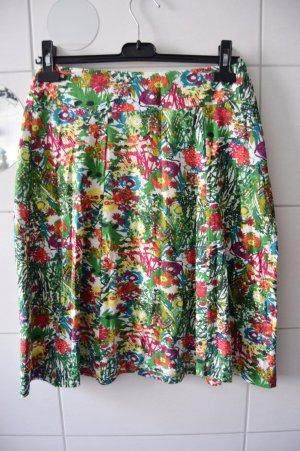 Hess Natur Skater Skirt green