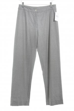 Hess Natur Stoffhose grau Business-Look
