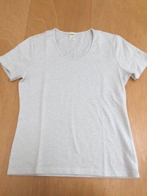 Hess Natur T-Shirt/ Leinen/BW Mix Gr 36/38 NEU
