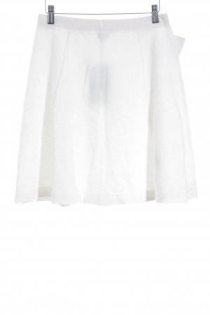 Hess Natur Circle Skirt natural white simple style