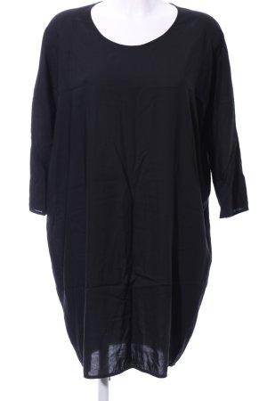 hessnatur Shirtwaist dress black business style