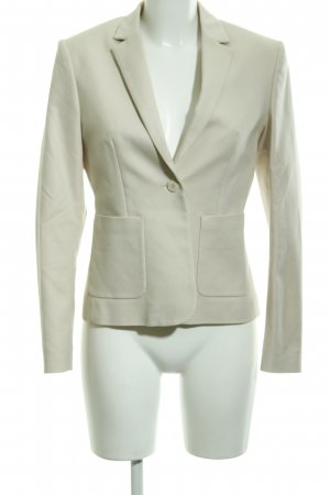 hessnatur Jerseyblazer hellgelb Business-Look