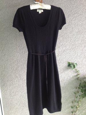 hessnatur Kleid Gr. 34, schwarz