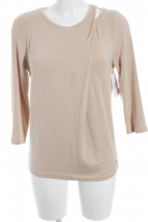 hessnatur Crewneck Sweater nude casual look