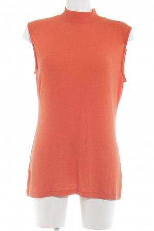 hessnatur Stricktop orange Casual-Look