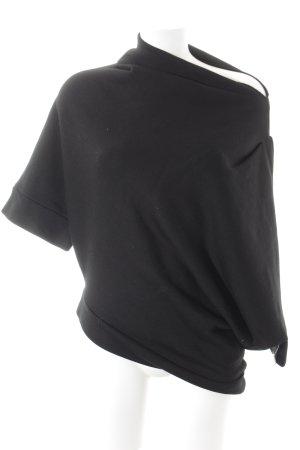 hessnatur Sweatshirt schwarz Casual-Look
