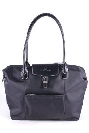 Hexagona Carry Bag black street-fashion look