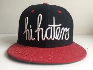 Hi Haters! - schwarzes Basecap - Cayler & Sons