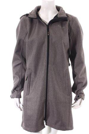 hickory Mantel grau sportlicher Stil
