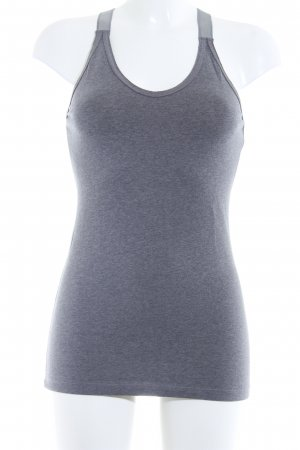 High - Everday Couture by Claire Campbell Basic Top grau meliert Casual-Look