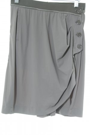 High - Everday Couture by Claire Campbell Culotte Skirt grey brown casual look