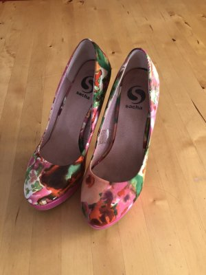 High Heels multicolored