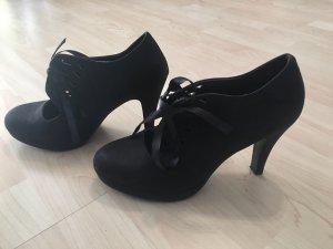 Lace-up Pumps black