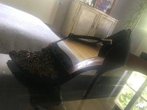 Alberta Ferretti Tacones altos negro