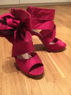 High Heel Größe 37 pink Buffalo