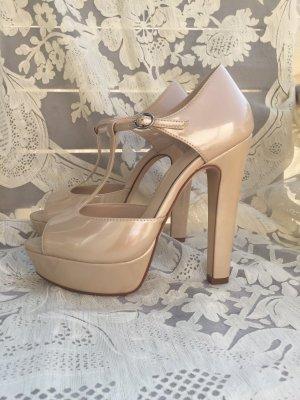 High Heel Peep Toes