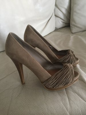 High Heel Pumps Peeptoe
