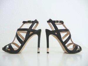 Guess High Heel Sandal black leather