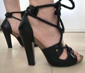 •High-Heel Sandale
