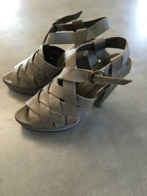 High Heel Sandale, COMPTOIR DES COTONNIERS, Gr. 39, NEU !!