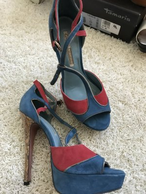 High Heel Sandalen Buffalo