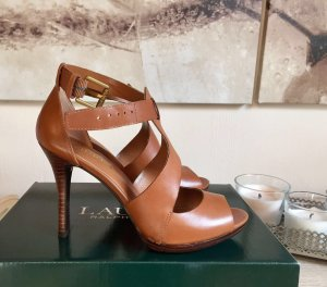 Lauren by Ralph Lauren High Heel Sandal multicolored leather
