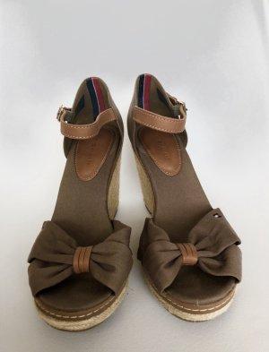 High-Heel Sandalette, Wedges, Tommy Hilfiger