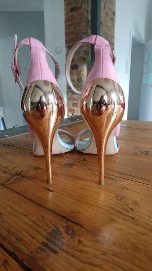 High Heel Sandalette Zara 38