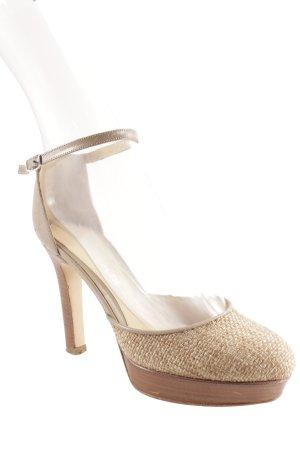 High Heel Sandal brown-beige street-fashion look