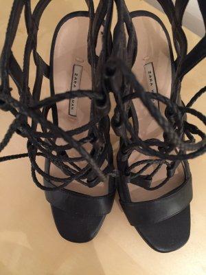 High Heel Sandaletten mit Riemchen