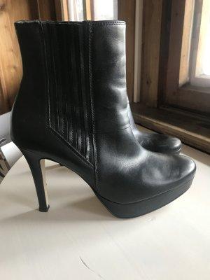 d714d9ac3656b1 High Heel Schlüpf-Stiefeletten von Paul Green