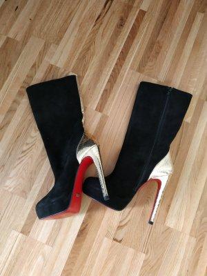 Buffalo High Heel Boots multicolored