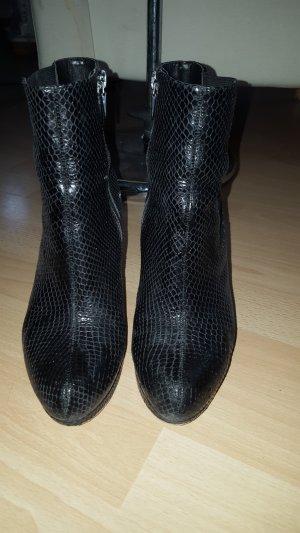 High Heel Stiefelette